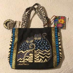 Laurel Burch Mini Bag